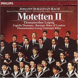 Motetten II [CD]