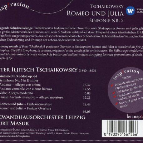 Tschaikowsky Sinfonie 5
