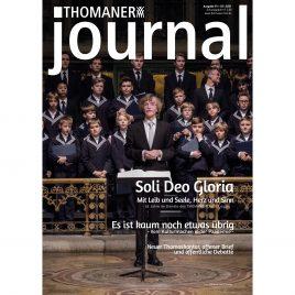 THOMANER journal </br> Ausgabe: 1+2 | 2021