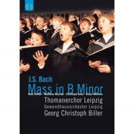 DVD Mass in B minor